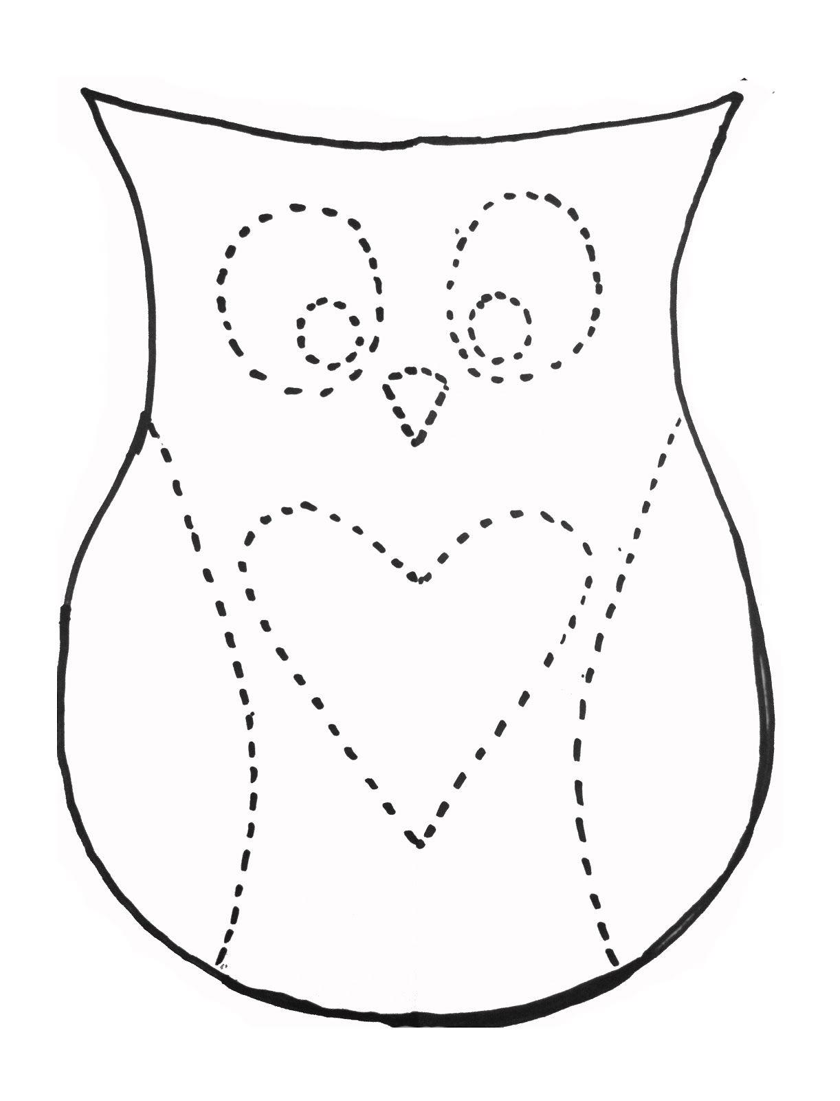 dan faires owl pillow template crafts pinterest owl pillow