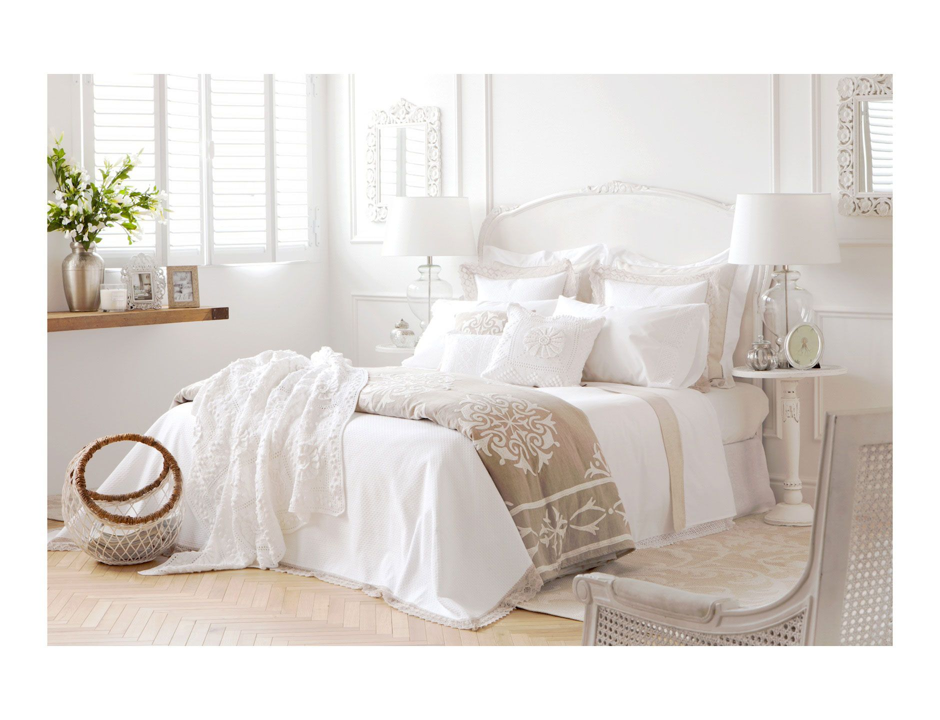 Inspiration zara home france une maison for Chambre zara home