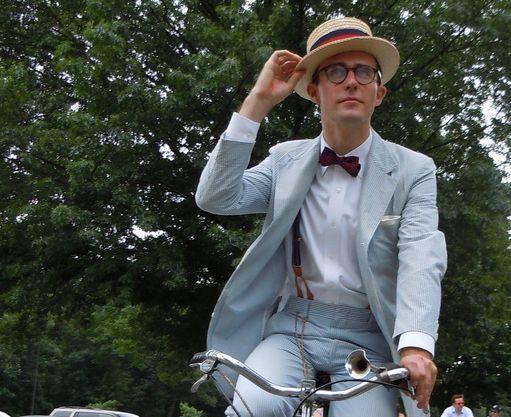 Seersucker Suit With Boater Hat Yes Seersucker Suit Seersucker