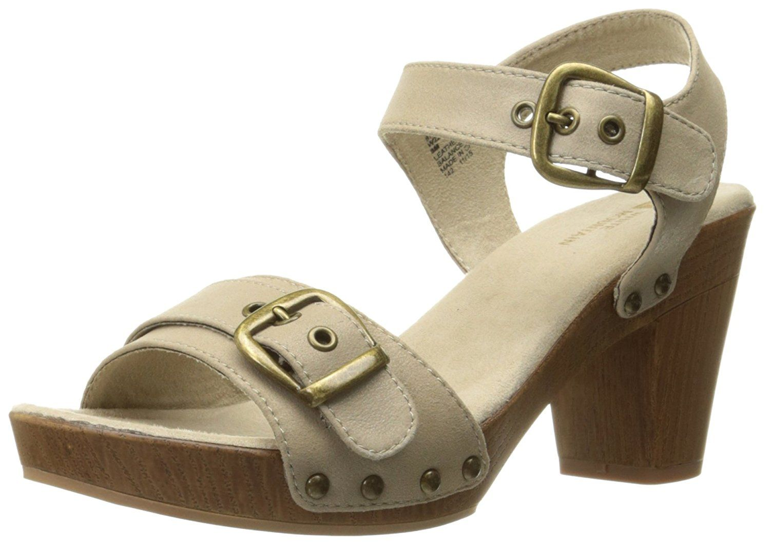 f5fd005665467 White Mountain Women's Skywriter Platform Sandal * New and awesome ...