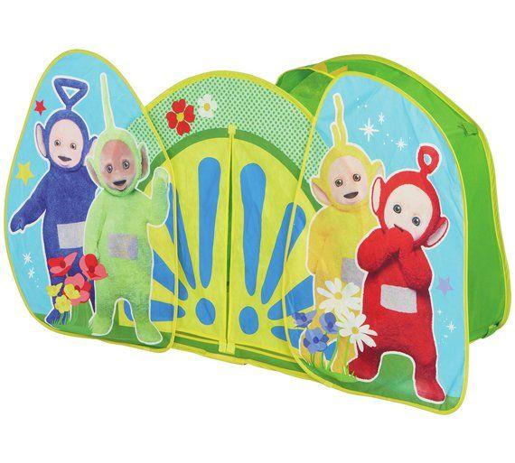 Buy Pop Up Teletubbies Play Tent at Argos.co.uk 8359e6256
