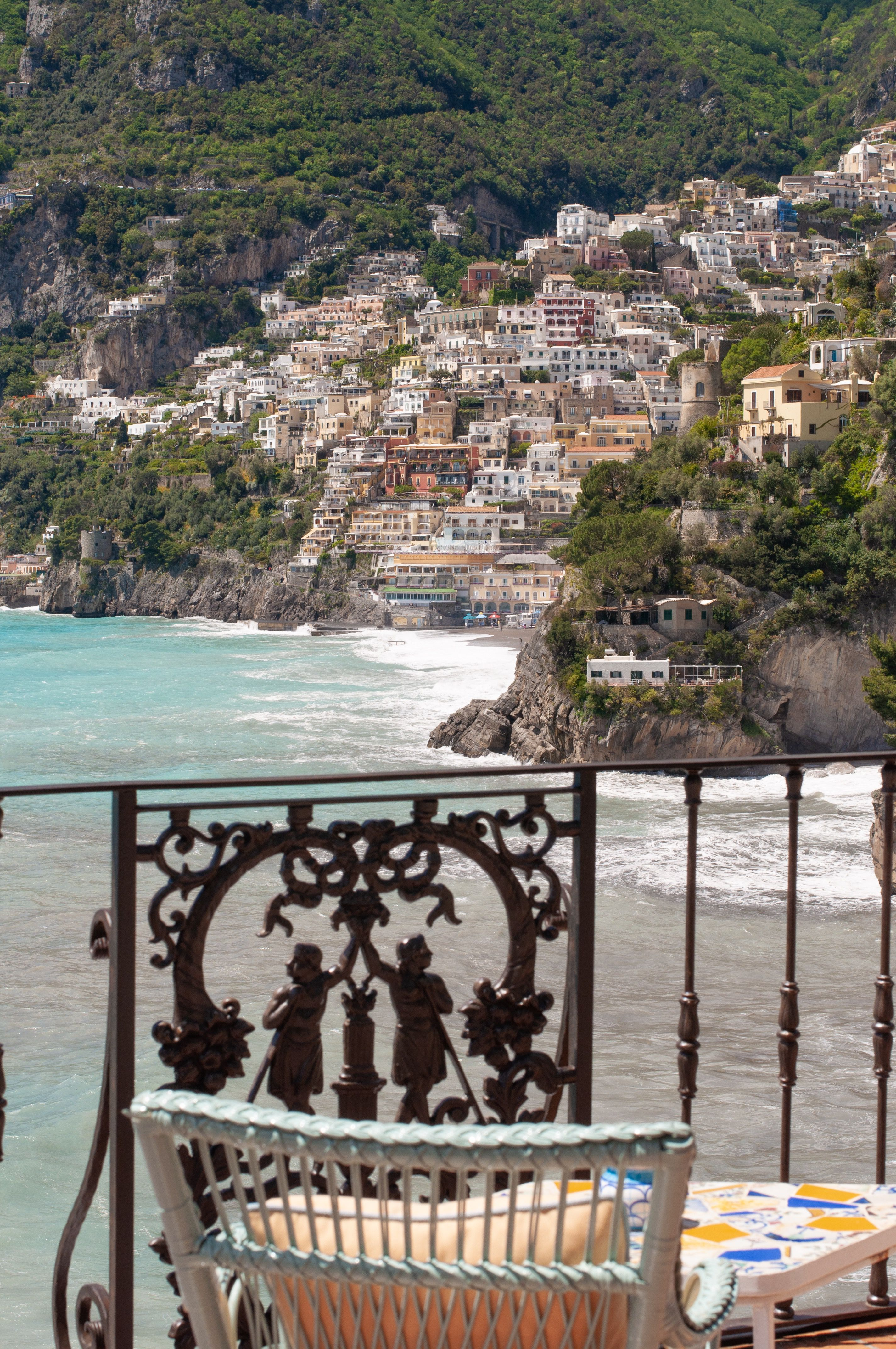 Sun Terrace Positano Amalfi Coast