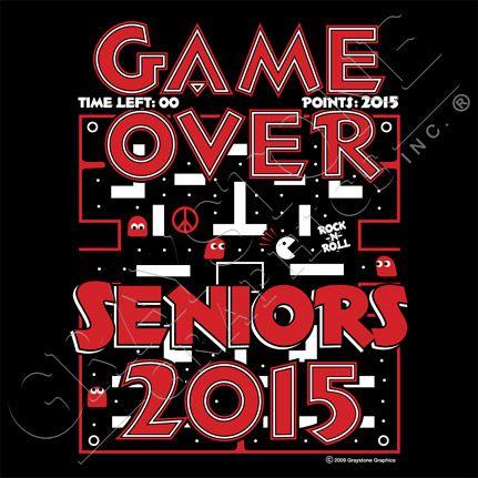 Graystone Graphics Inc. Senior Class Shirt Design | Grad Party ...