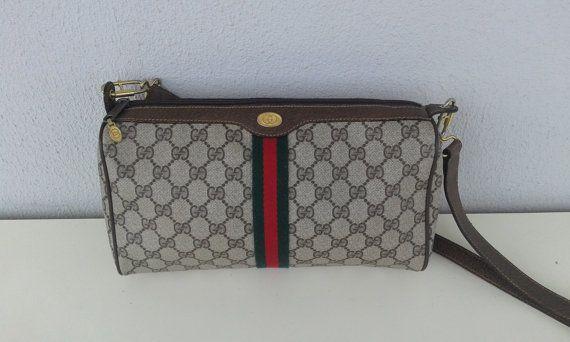 4b78254695a Gucci vintage shoulder bag by ALILALIA on Etsy