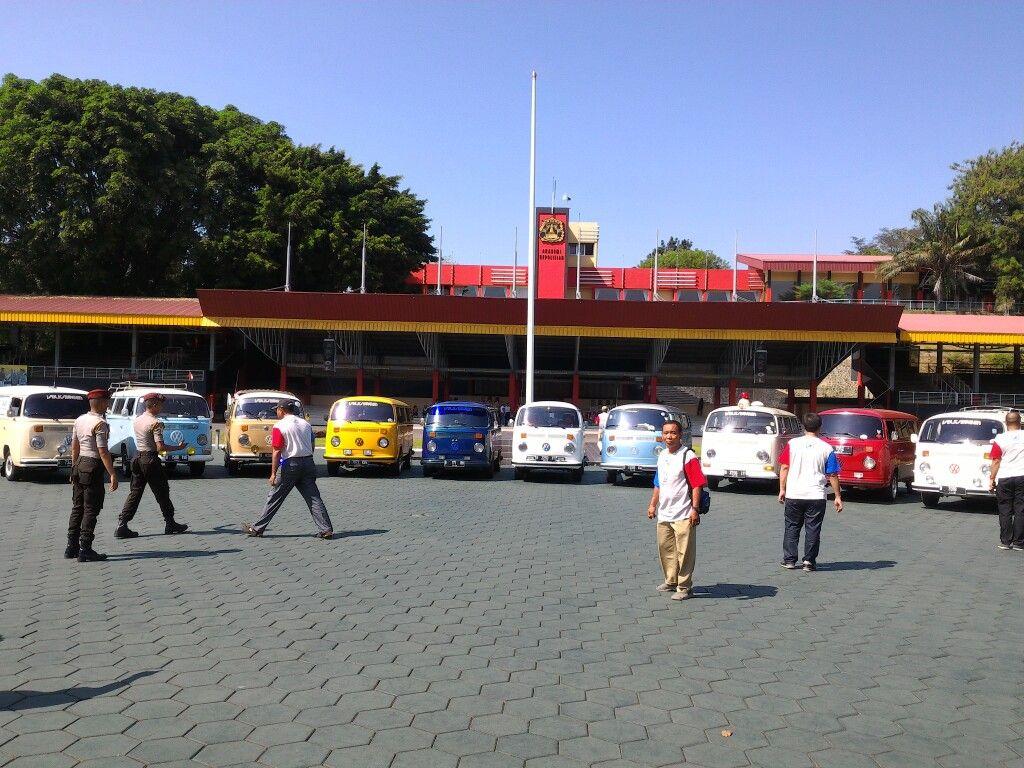 kunjungan ke AkPol Semarang. (Dengan gambar)