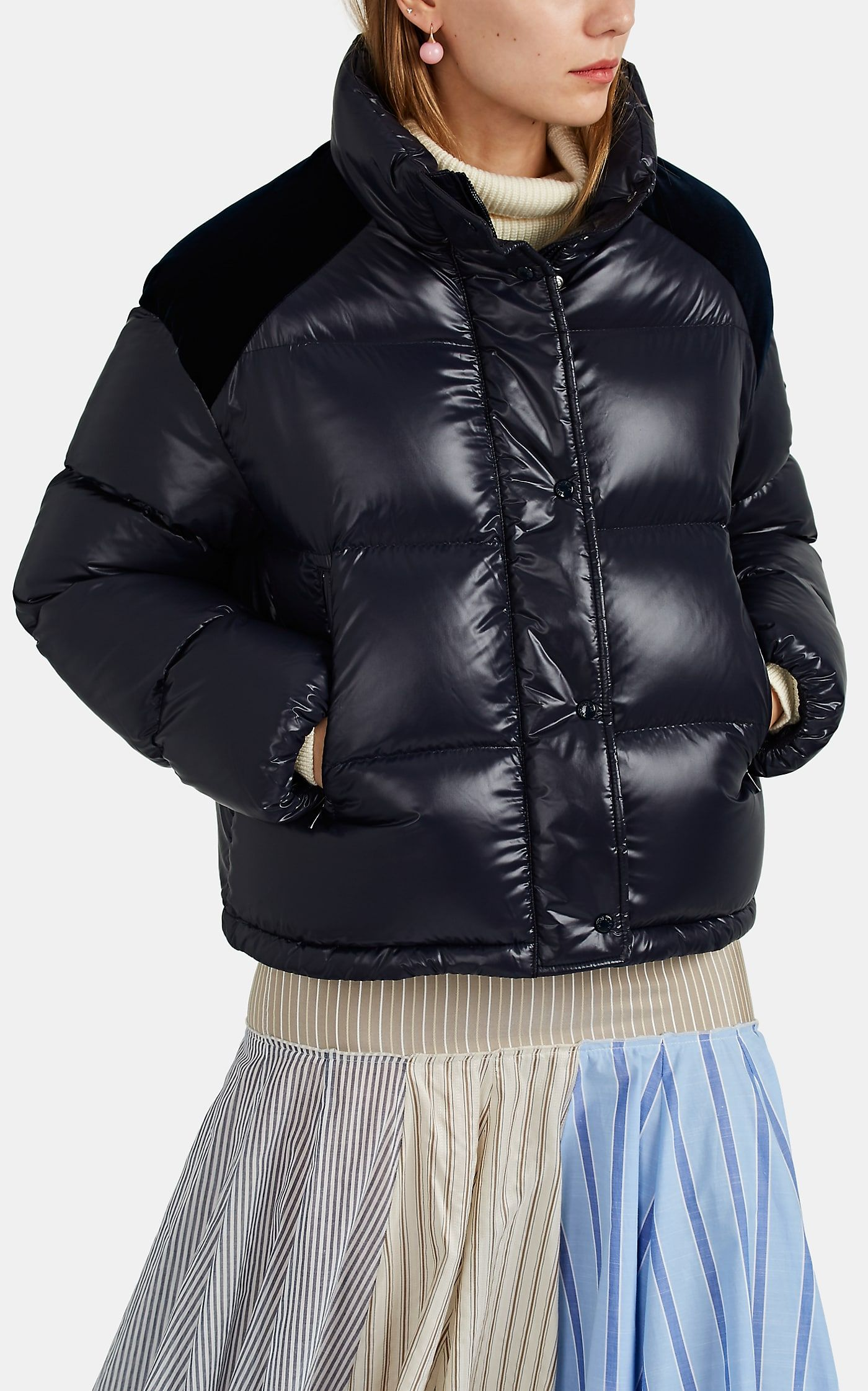 2 MONCLER 1952 Chouette Down Quilted Puffer Jacket in 2019