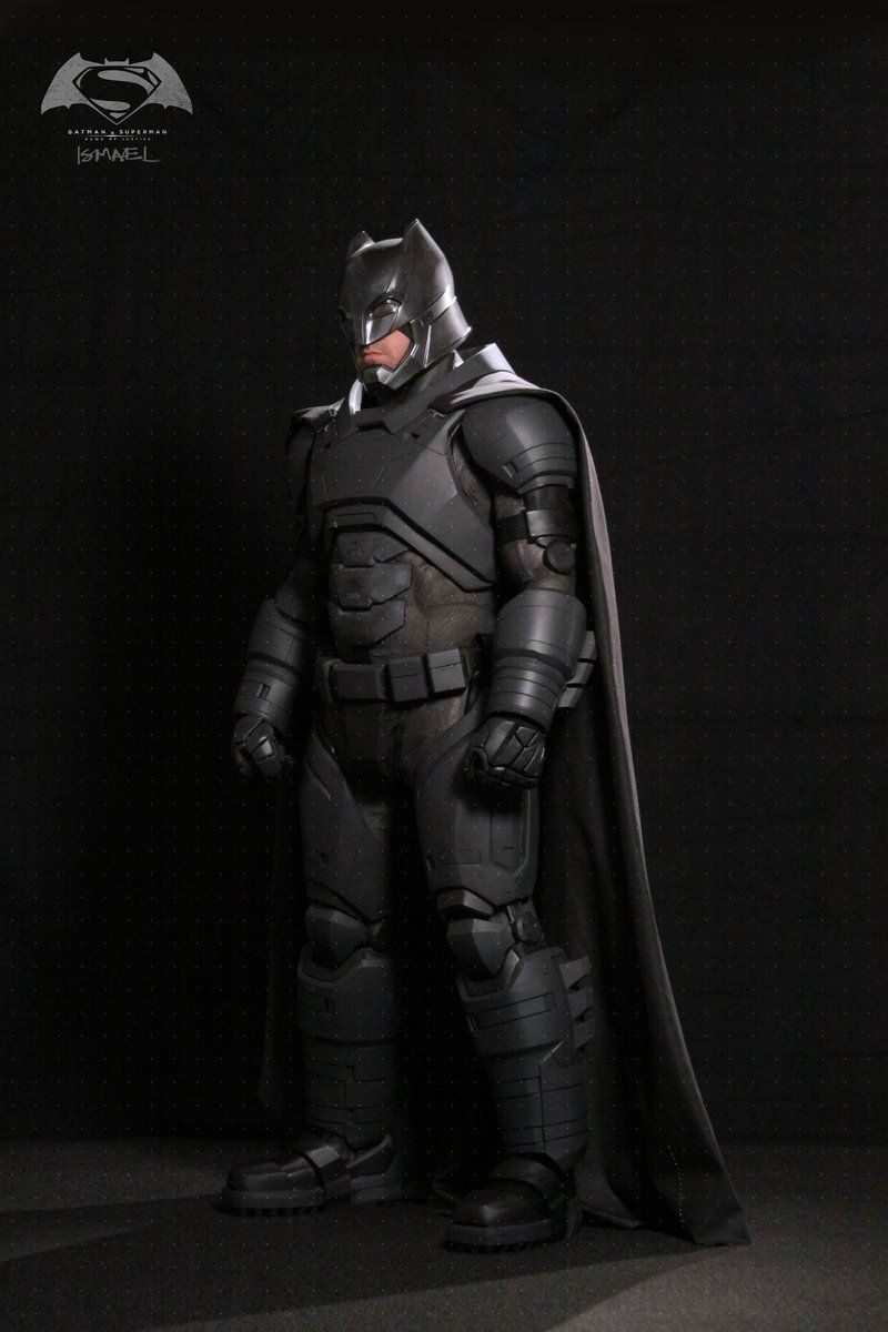 Armored Batsuit Batman Batman V