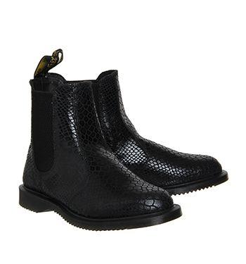 SHOOT Chelsea Boots Femme, Noir (Black Black), 40 EU