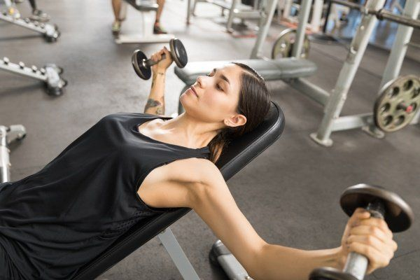 Full Body Dumbbell Workout Routine #dumbbellworkout