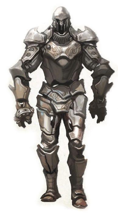 Iron Golem Monstros Seres Fant 225 Sticos Rpg