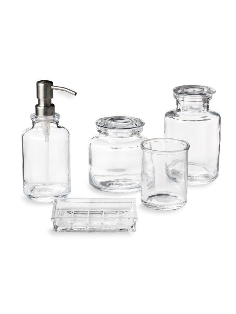 waterworks apothecary bath accessories | bathroom accessories