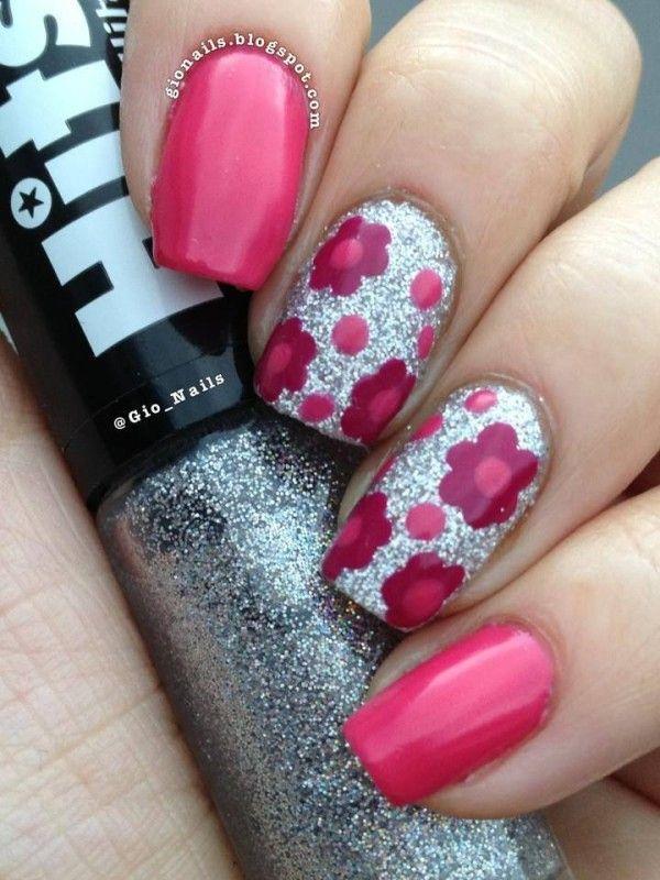 23 Fantastic Nail Art Mani Pedi Nail Art Design Pinterest