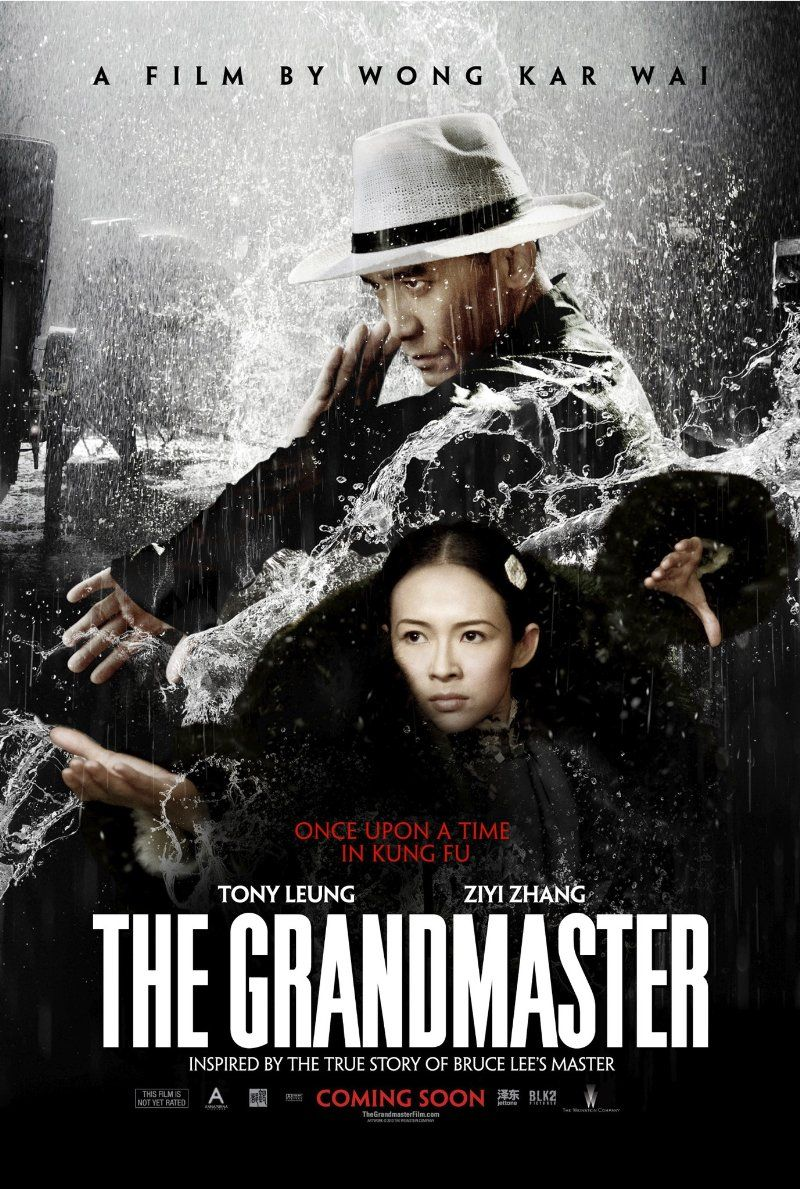Latest Posters The Grandmaster Bruce Lee S Master The Grandmaster Martial Arts Movies Free Movies Online