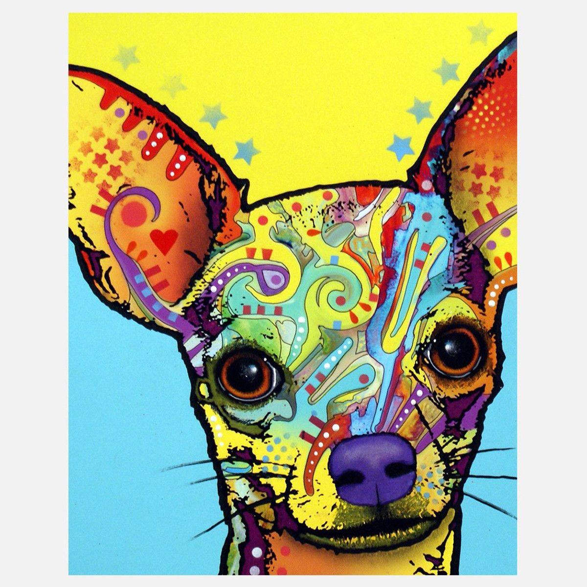 Chihuahua Chihuahua Art Dog Art Animal Art
