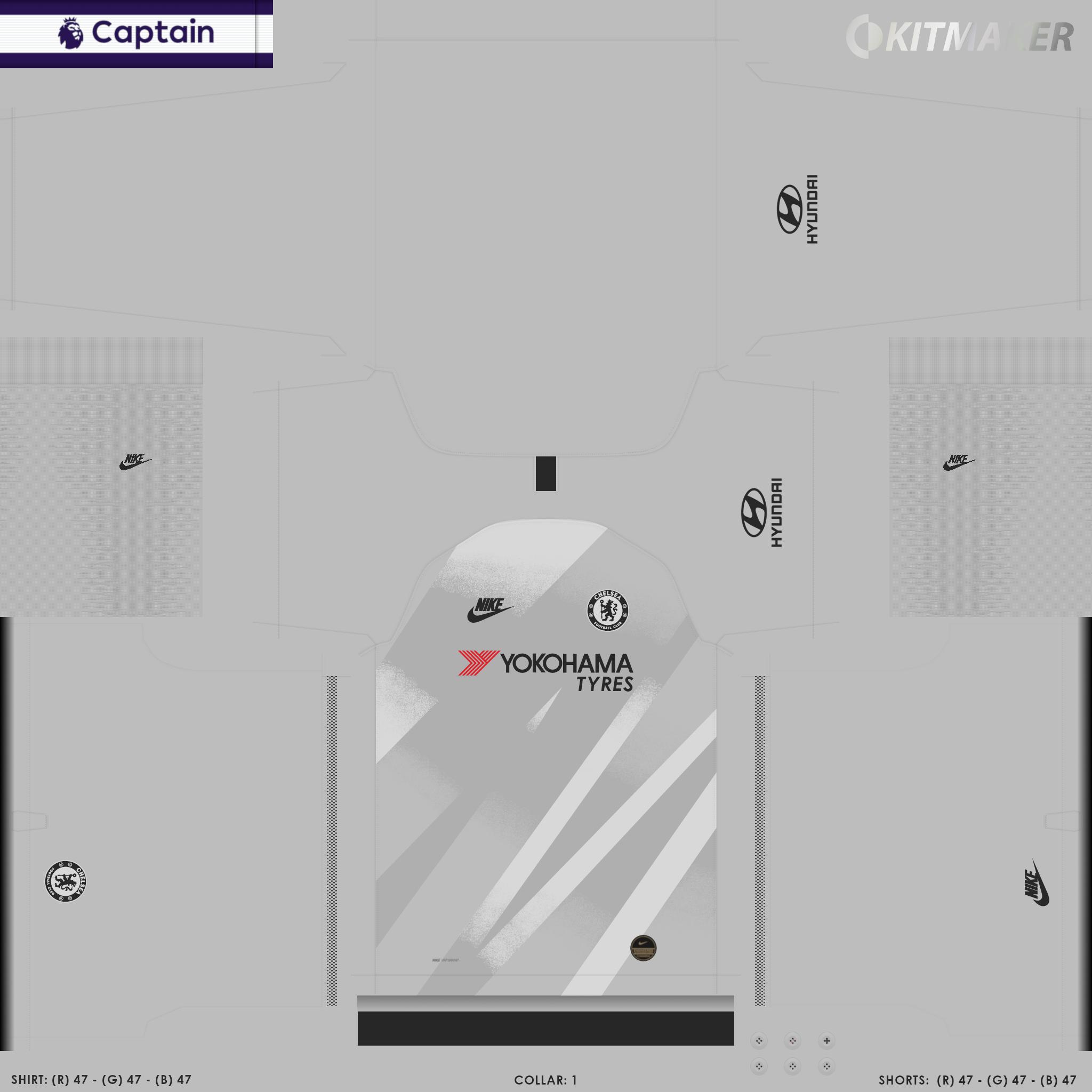 Pes Premier League Kits Pack 2019 2020 Fifamoro In 2020 Football Kits Kit Premier League