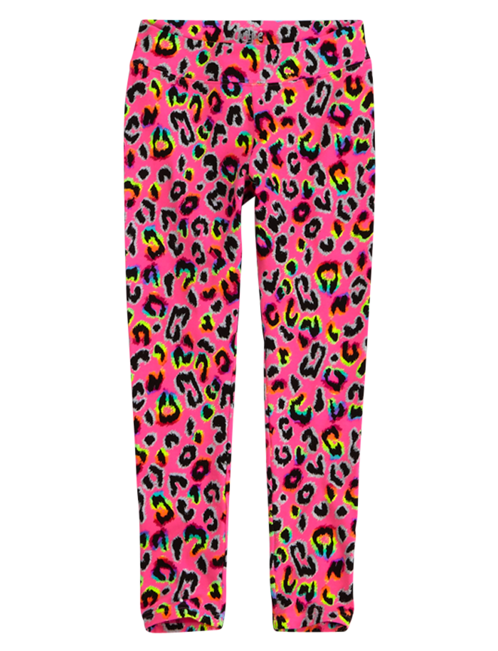 47dd69e0c9905 Animal Print Leggings | Fashion | Leggings | Shop Justice | Justice ...