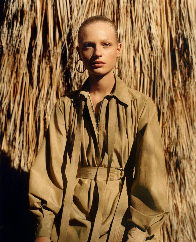 Frederikke Sofie & Ally Ertel for Celine Pre-Fall 2016 | The Fashionography