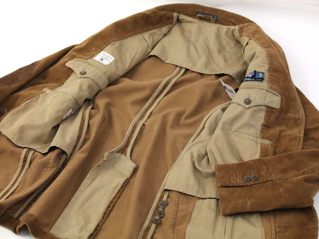 b8bad4bab abjnuts | Rakuten Global Market: POLO by Ralph Lauren Men's Corduroy Sport  Coat US polo Ralph Lauren corduroy jacket
