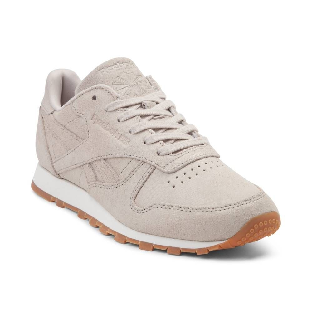 183dd52a35 Womens Reebok Classic Athletic Shoe - Exotic Natural - 480846 ...