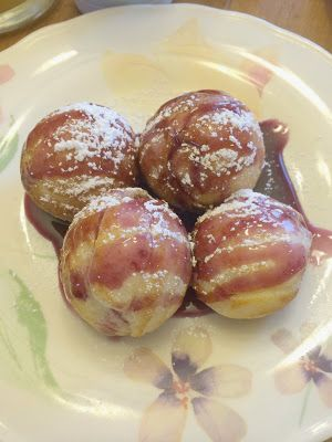 Photo of Happy New Year: Aebelskivers Recipe.