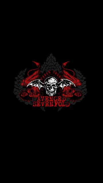 Avenged Sevenfold With Images Avenged Sevenfold Logo Avenged