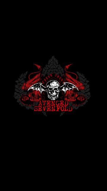 Avenged Sevenfold Wallpaper : avenged, sevenfold, wallpaper, Avenged, Sevenfold, Wallpapers,, Logo,