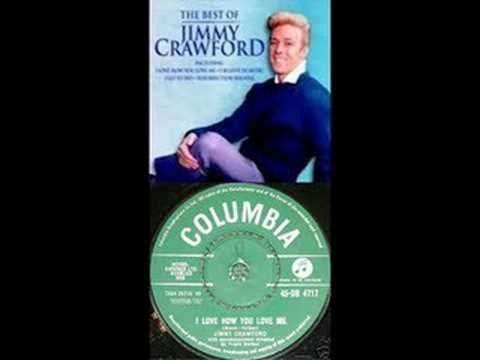 Jimmy Crawford- I Love How You Love My (1961)
