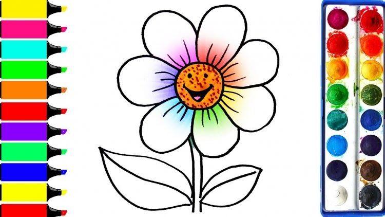 Paling Populer 16 Gambar Bunga Matahari Untuk Di Warnai Gambar Mewarnai Bunga Yang Mudah Beserta Contoh Romadeca Gambar Bunga Menggambar Bunga Matahari Flora