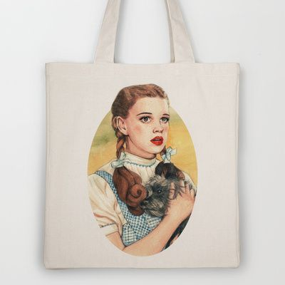 I Don't Think We're In Kansas Anymore Tote Bag by Helen Green - $18.00