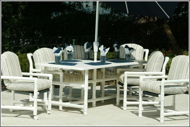 Diy Pvc Pipes Outdoor Furniture Craft Pvc Patio Furniture Pvc