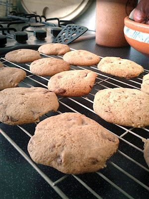Here is the recipe for these lovely WW Toblerone cookies!