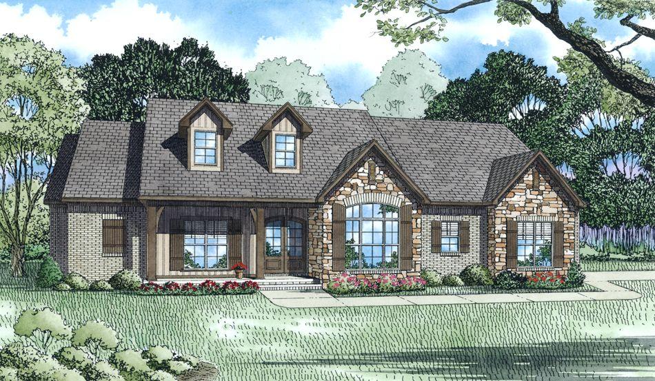 Nelson Design Group House Plans Design Services Presley Drive