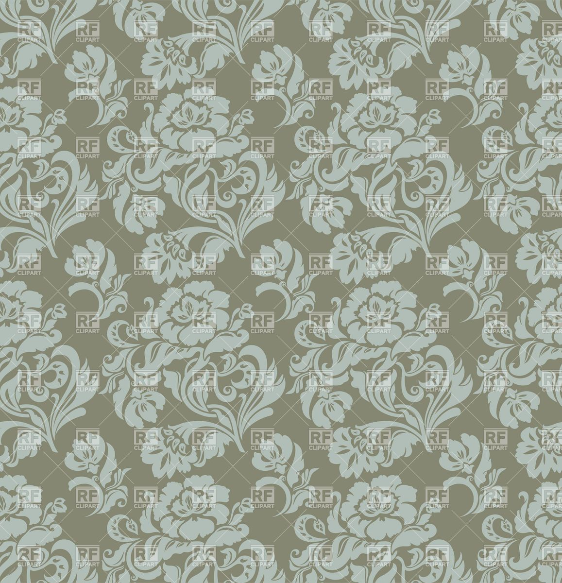 Victorian Floral Wallpaper backgrounds textures abstract