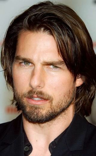 Tom Cruise In Long Hair 11 Photos Mens Hairstyles Long Hair Styles Tom Cruise Movies