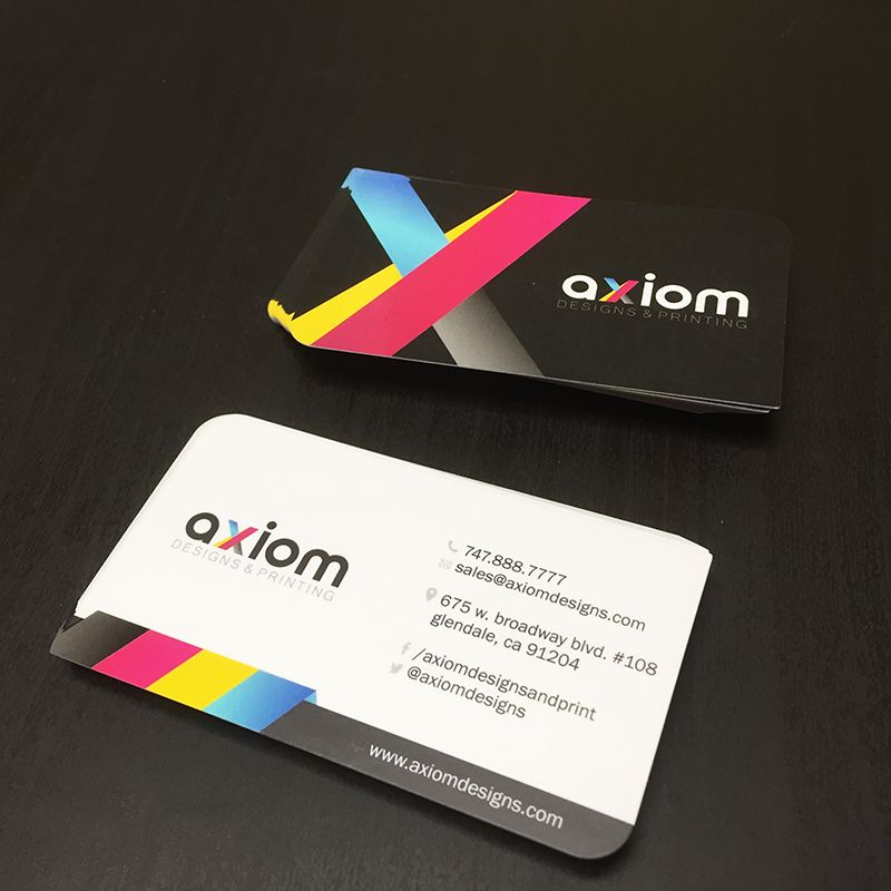 Printing Fly Offers Business Card Los Angeles Services