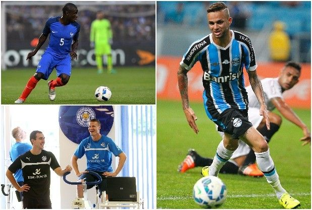 Leicester City news and transfer rumours LIVE: Luan the man?