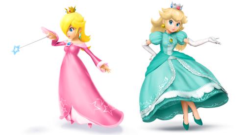 Princess Peach Evolution