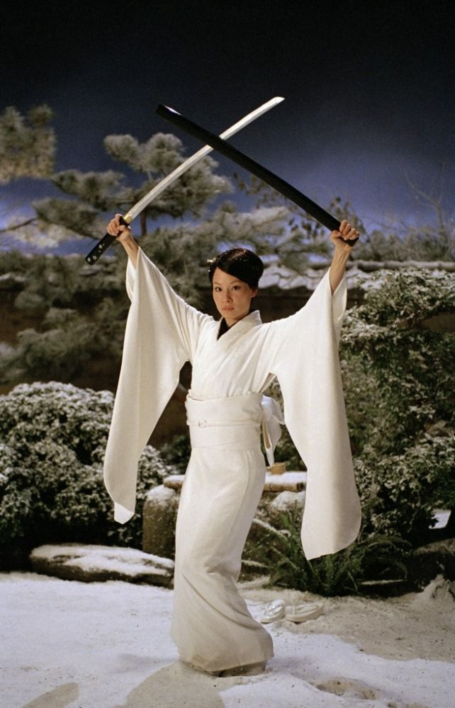 lucy liu kill bill volume 1 quentin tarantino pinterest samourai d guisements et film. Black Bedroom Furniture Sets. Home Design Ideas