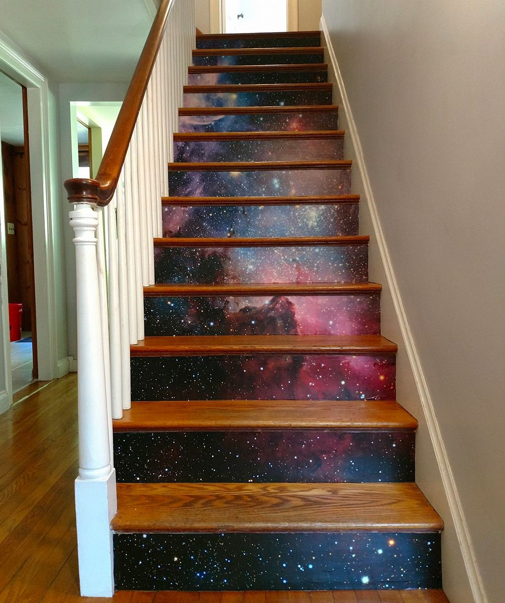 10 Diy Ways To Step Up Your Stair Game Stairs Painted