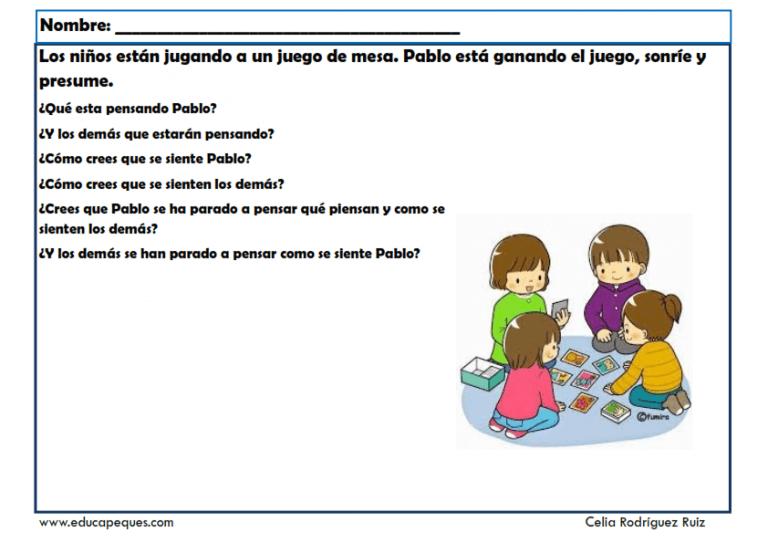 13 Ideas De Empatia Empatia Fichas Educación De Niños