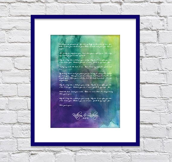 Angel Dave Matthews Band Wedding Song Lyrics First Dance Gift From Groom