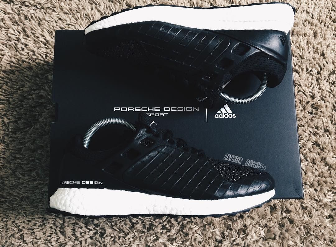 newest 2e02d 28032 Porsche Design Sport x Adidas Ultra Boost ...