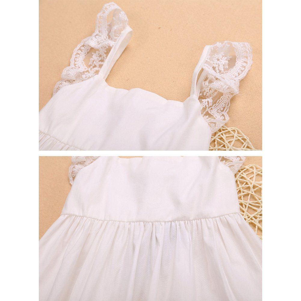 048a004cb YOHA Baby Girls Ruffle Lace Skirt With Bottom Shorts Jumper Dress Outfit  Set White70 ** Check out this great product. (This is an affiliate link)