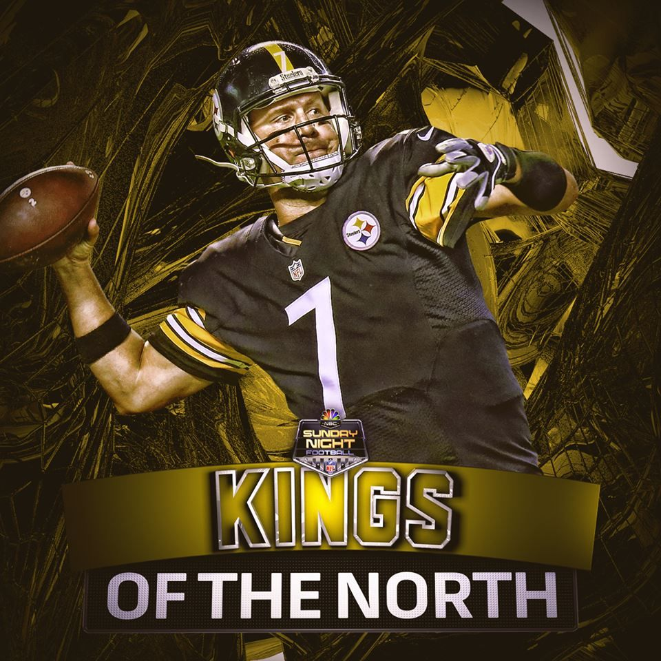 newest 59fb0 8b21a The Pittsburgh Steelers are AFC North Champions! #HereWeGo ...