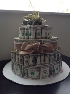 unique ways to give money at christmas wedding shower cake best gift ever