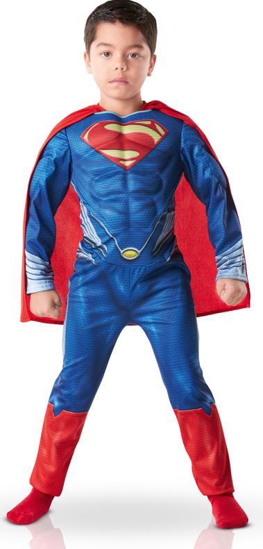 Increíble modelo infantil de Superman 51e075a88486
