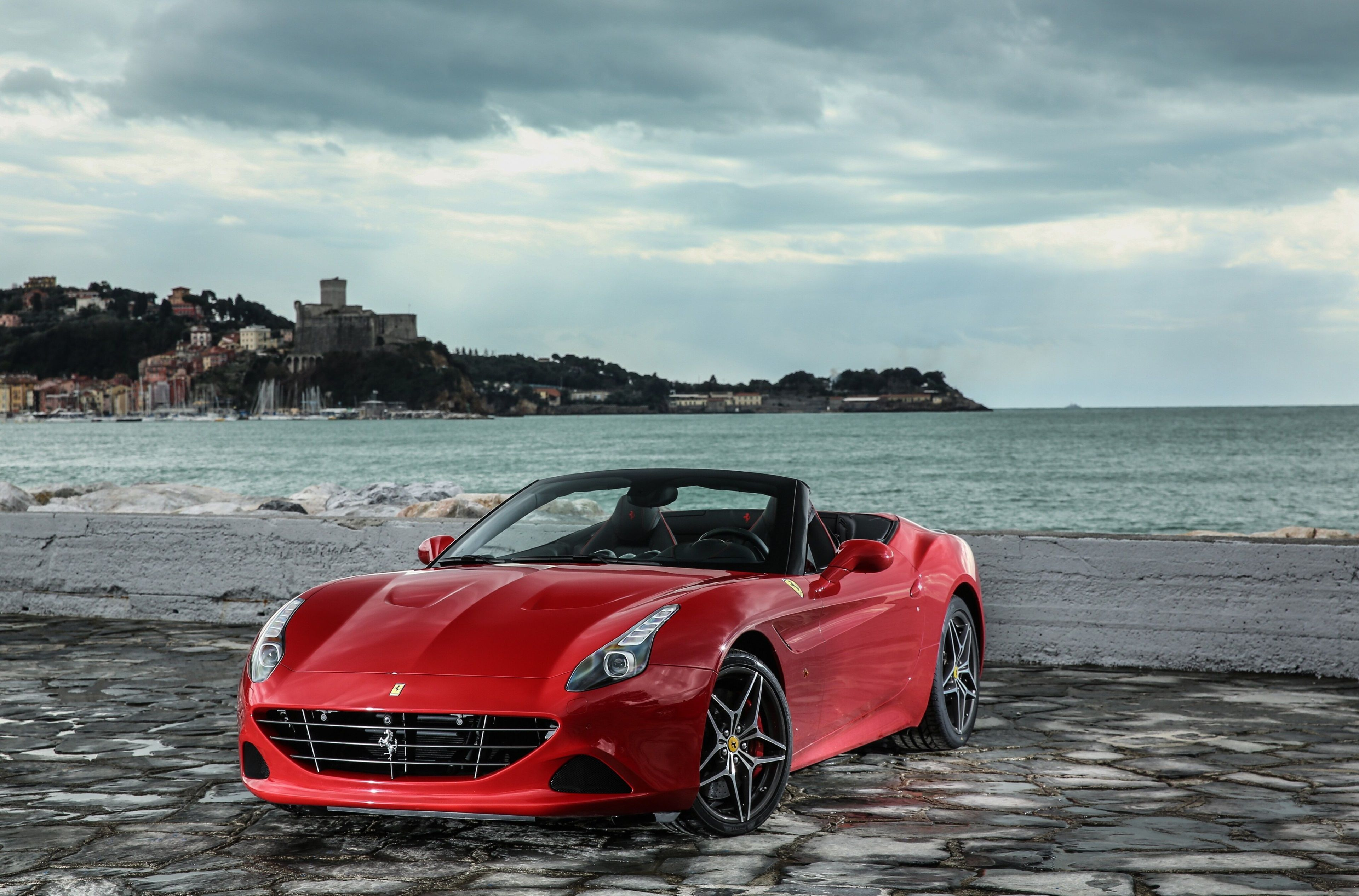 3840x2532 Ferrari California T Hs 4k Beautiful Wallpapers Ferrari California