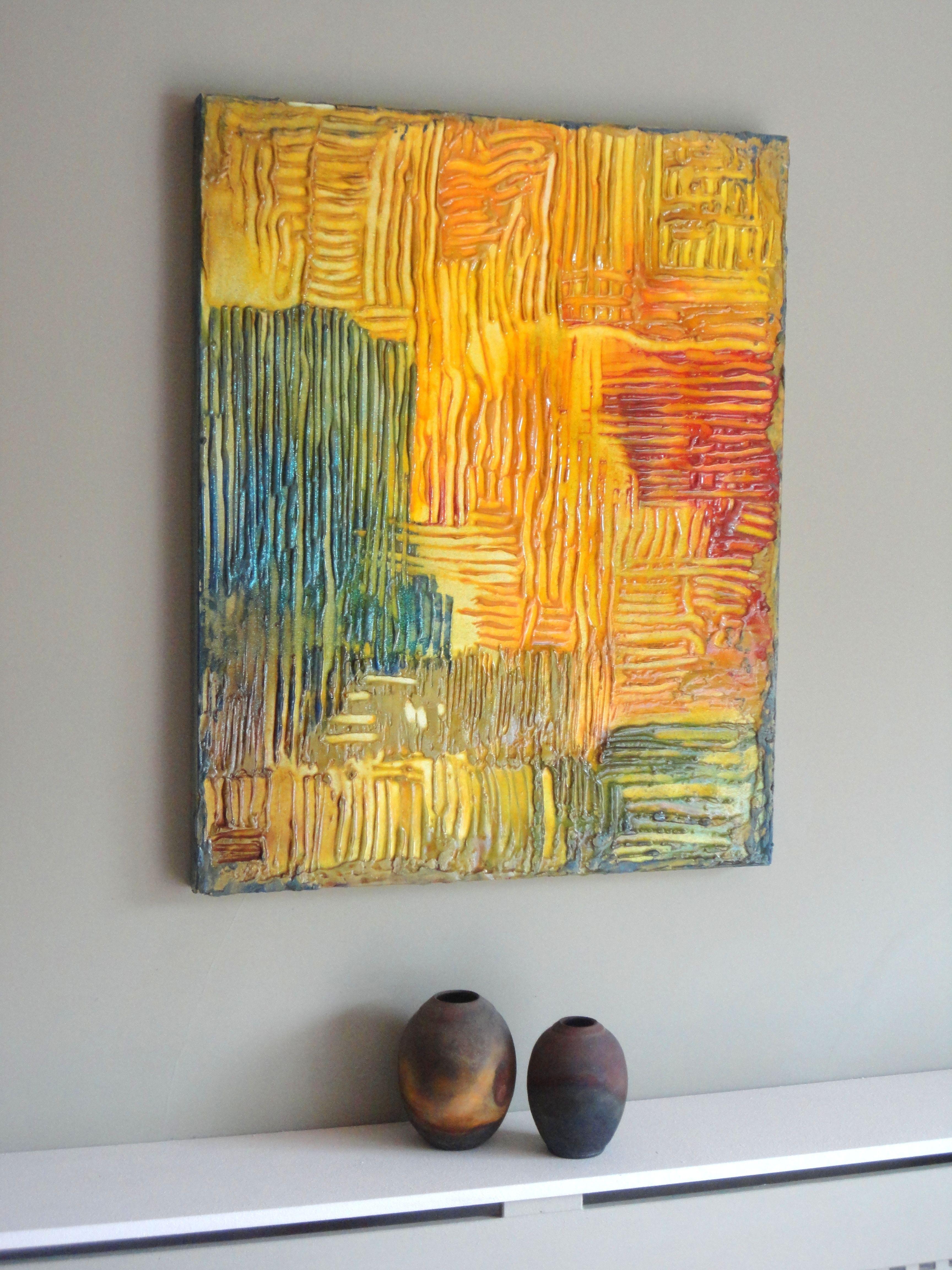 Abstract Art by Paul Mason | Modern Abstract Art | Pinterest ...