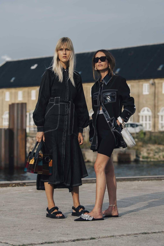 The Best Street Style At Copenhagen Fashion Week AW19 ...