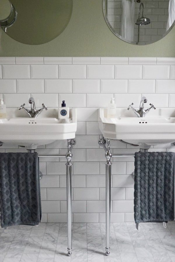 Handfat Från Burlington I Missionshuset Wwwmissionshusse Sara Classy Bathroom Burlington Ideas